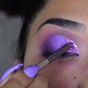 Ulta Beauty Makeup - BNIB Kylie Cosmetics The Purple Palette Eyeshadow